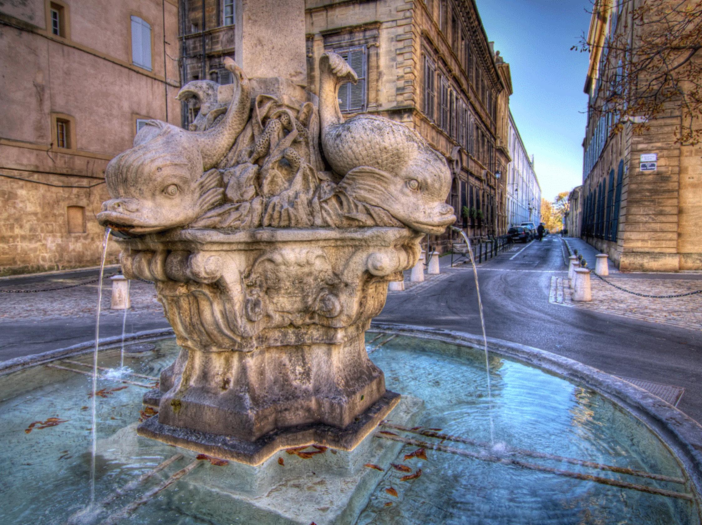 A la découverte d'Aix en Provence