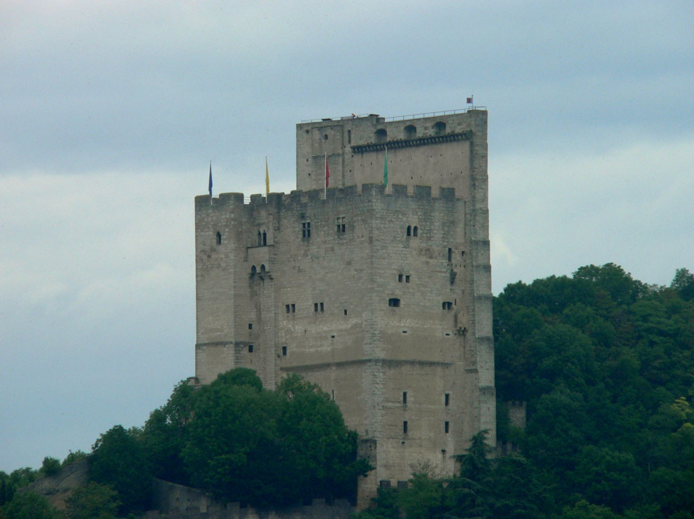 La Tour de Crest : plus haut donjon d'Europe