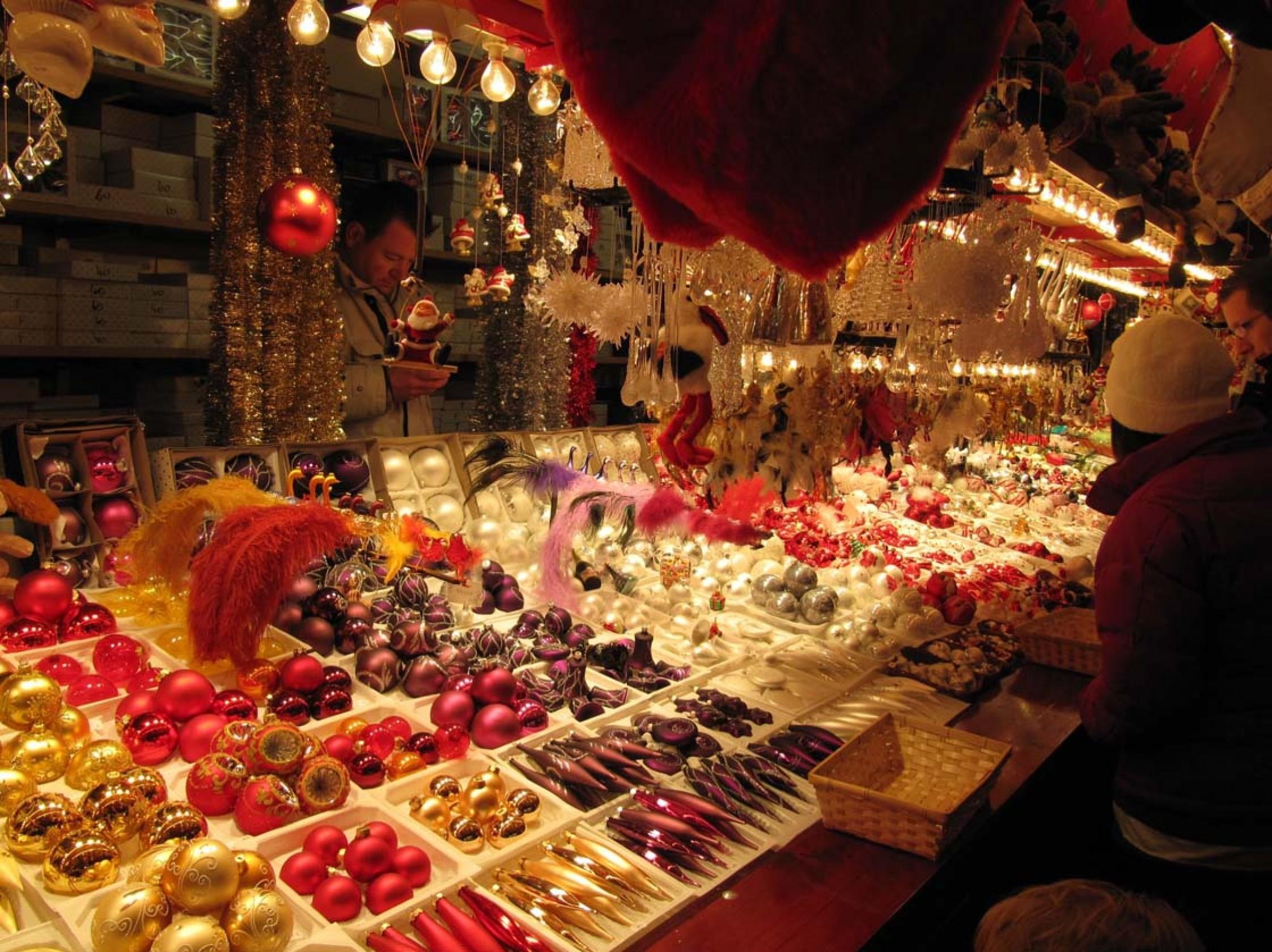 Le marché de Noël de Strasbourg : un incontournable des fêtes de fin d'année