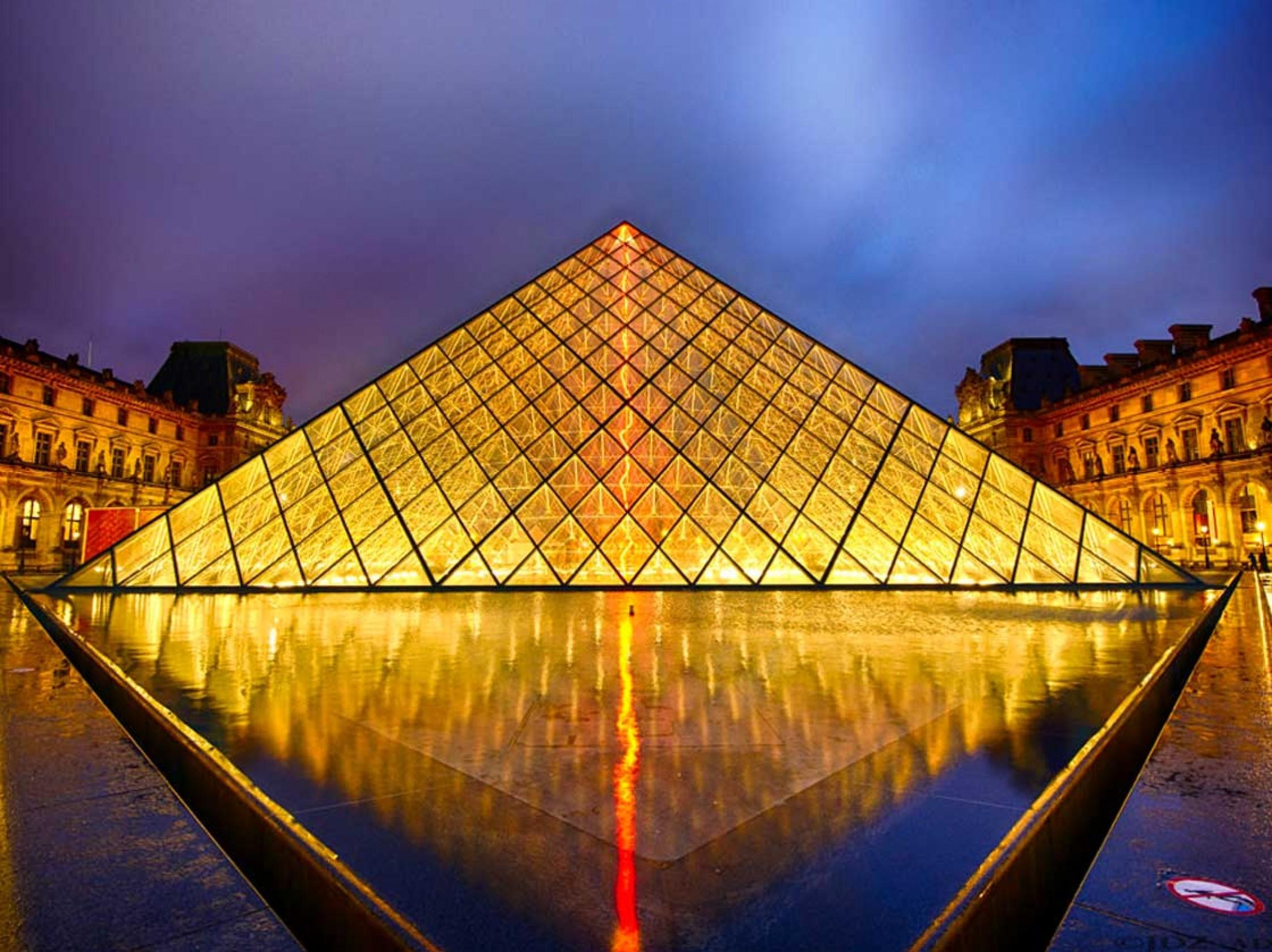 A la découverte du musée du Louvre