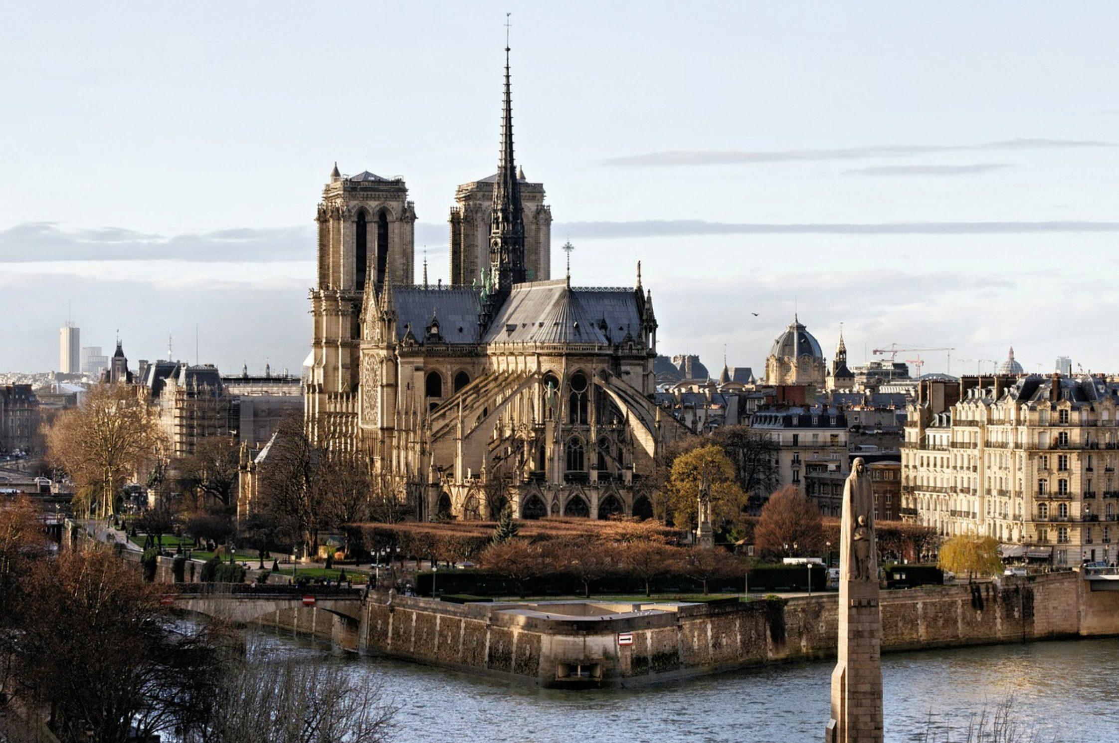 Découverte : Notre-Dame de Paris