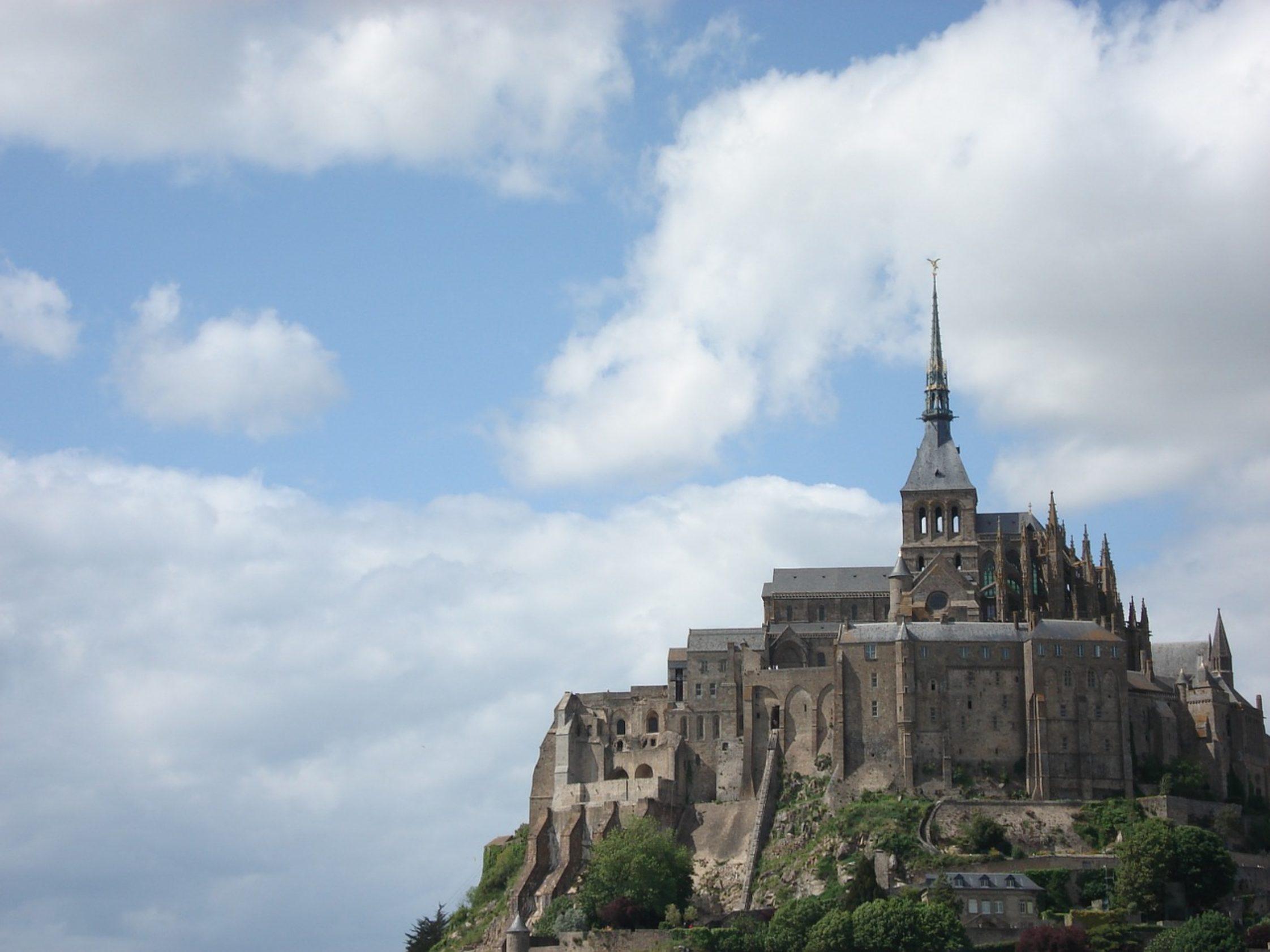 Mont Saint-Michel : le rocher mystérieux…