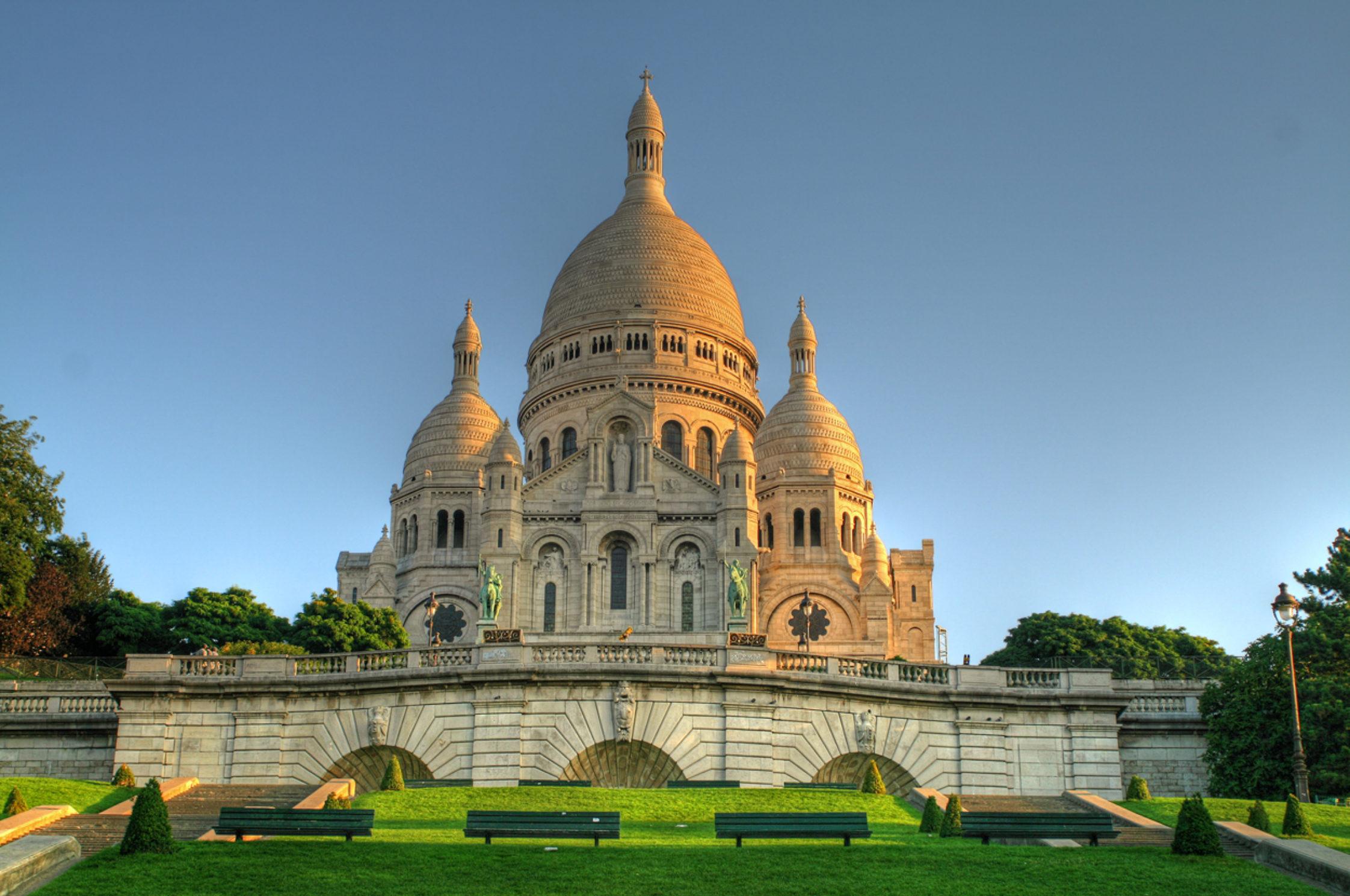 Basilique du Sacré-Cœur à Montmartre : un incontournable