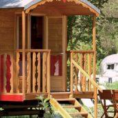 Camping Indigo Douarnenez : et si vous testiez la roulotte ?