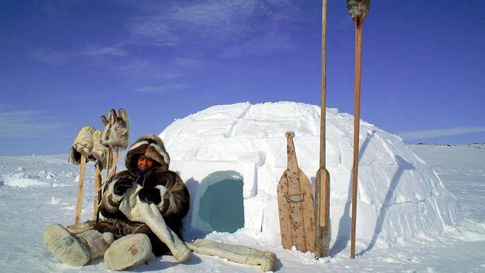 les Esquimaux
