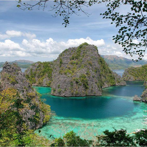 Partir à la visite de l'île de Palawan aux Philippines