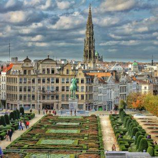 Un voyage surprise en Belgique