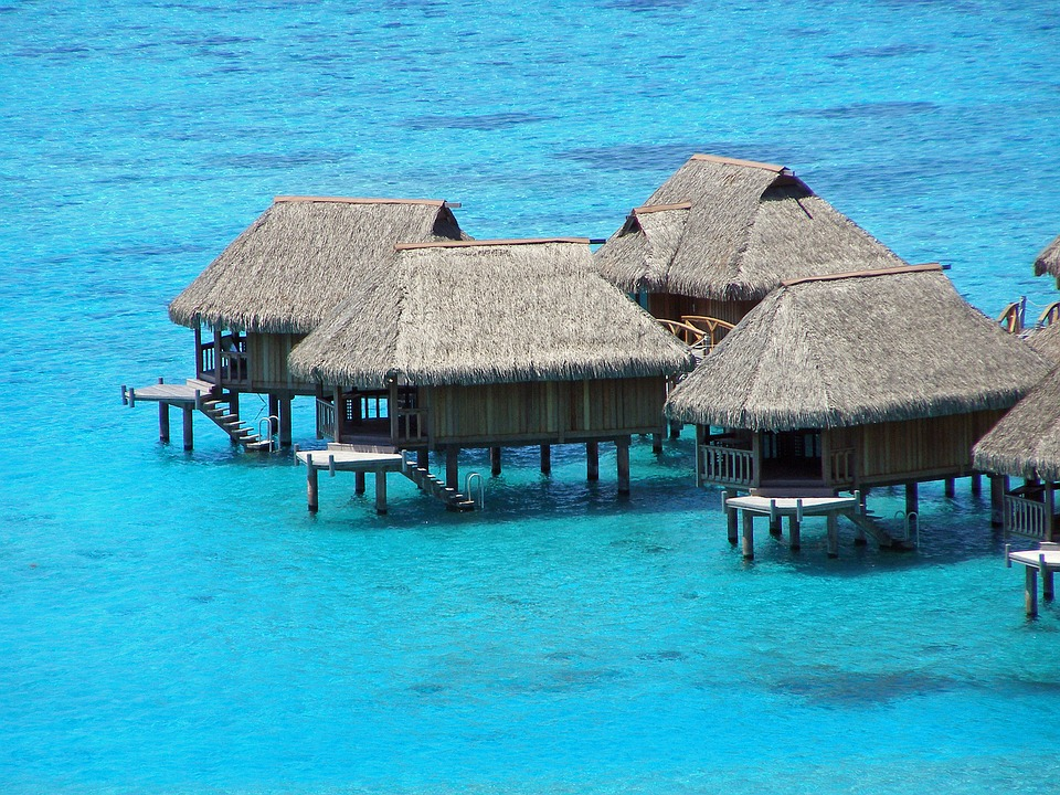 Moorea en Polynésie