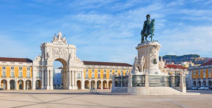 Lisbonne, capitale du Portugal