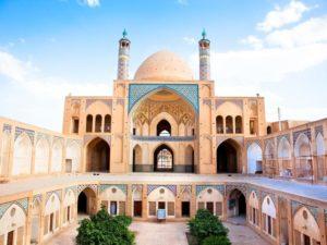 Un palais d'Iran
