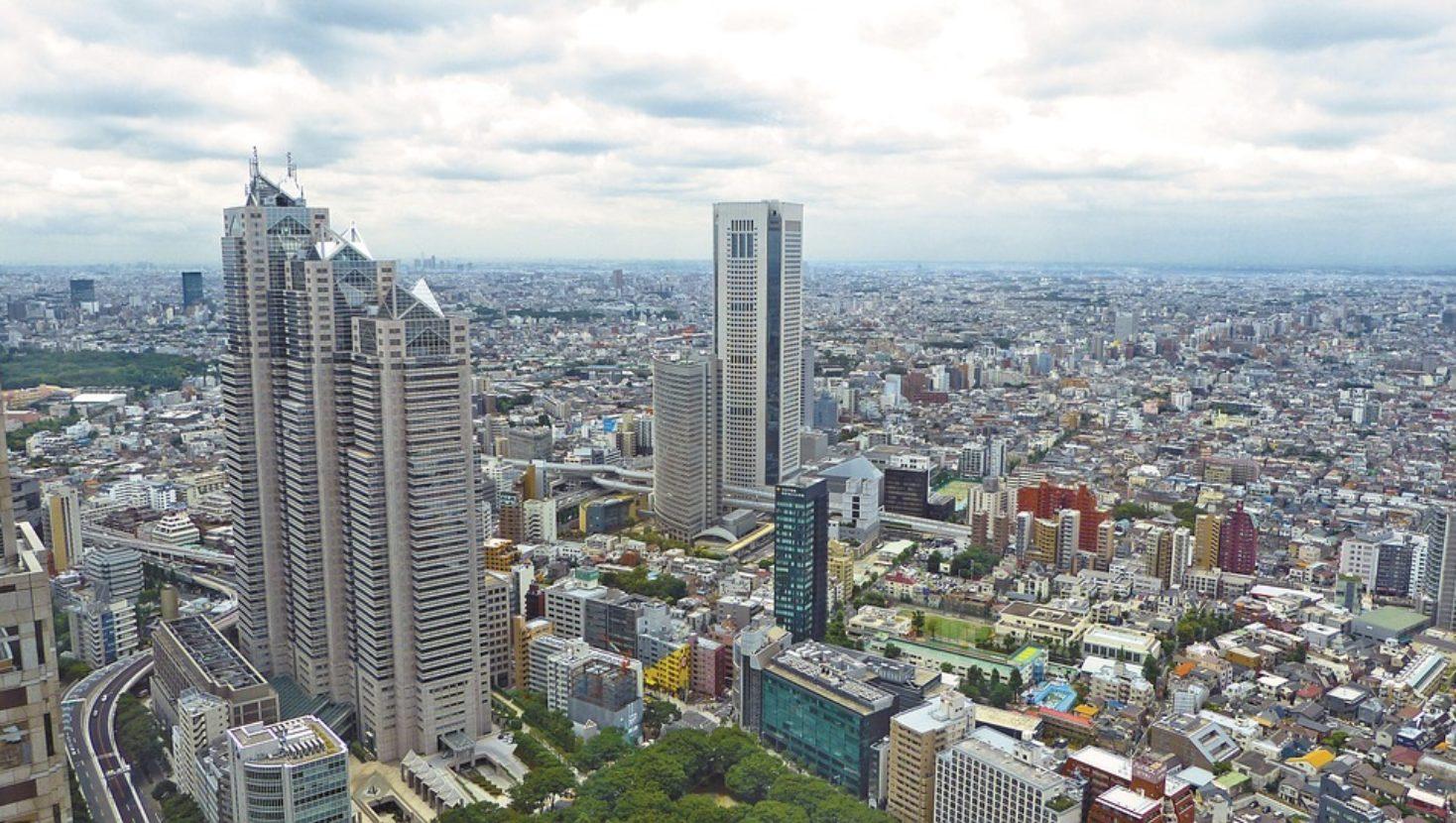 Séjour au Japon : visiter la ville de Tokyo