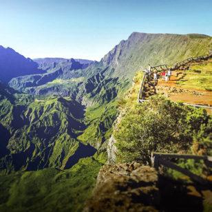 Les sites à découvrir à la Réunion